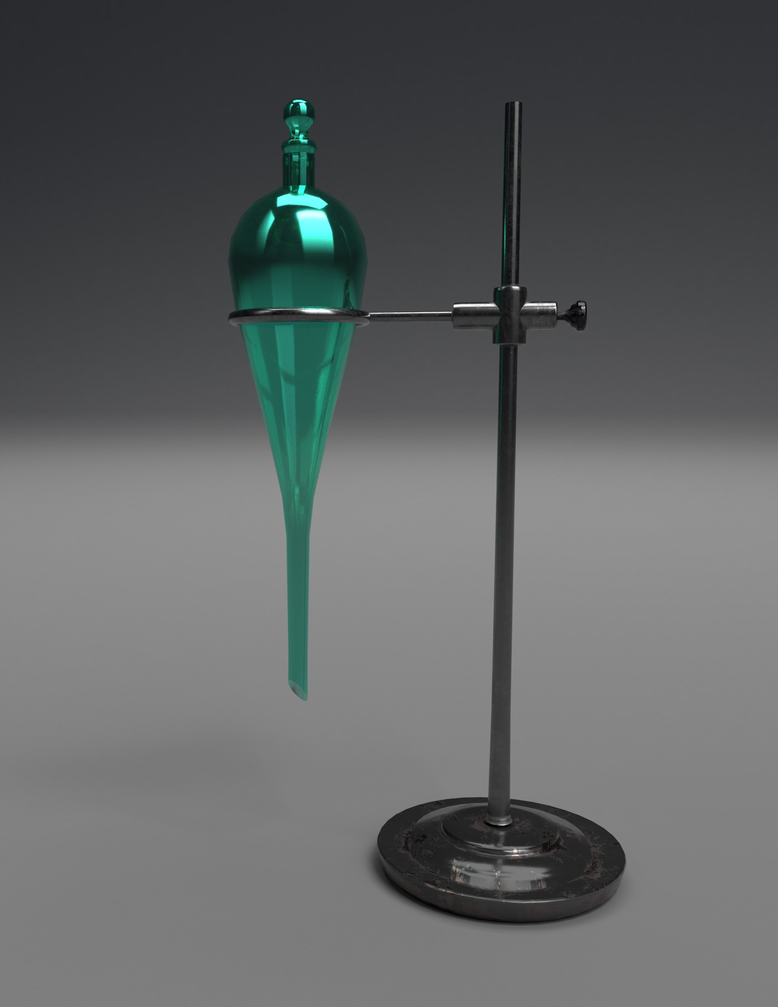Bottle With Stand
